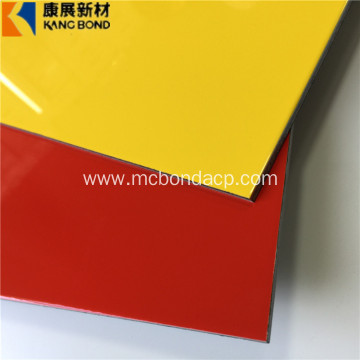 External Cladding Aluminum Composite Panel